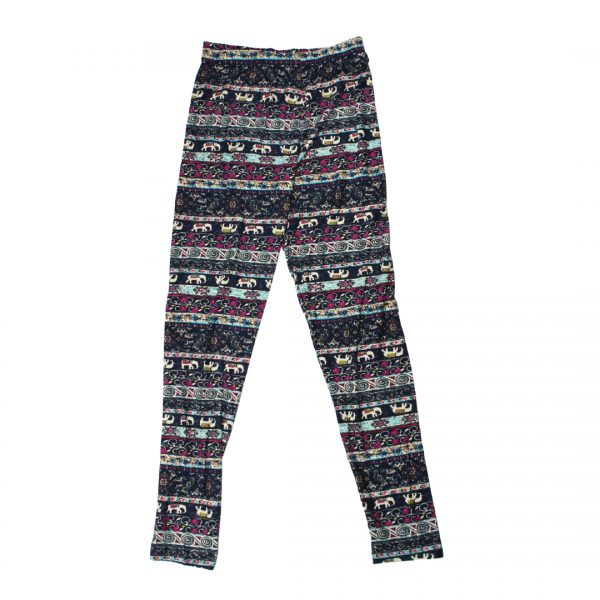Printed Leggings Canada Elephants