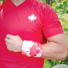 Oh Canada Bandana